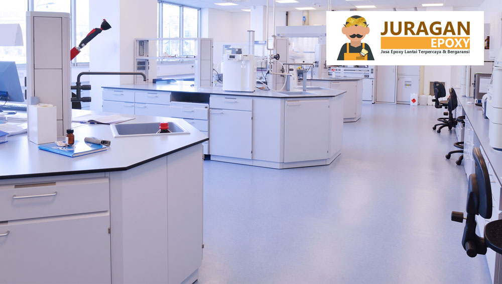 EPOXY LANTAI LABORATORIUM